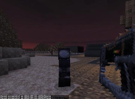 Скачать карту fallout для minecraft не zip